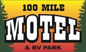 100 Mile Motel Logo