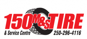 150 MS Tire Logo