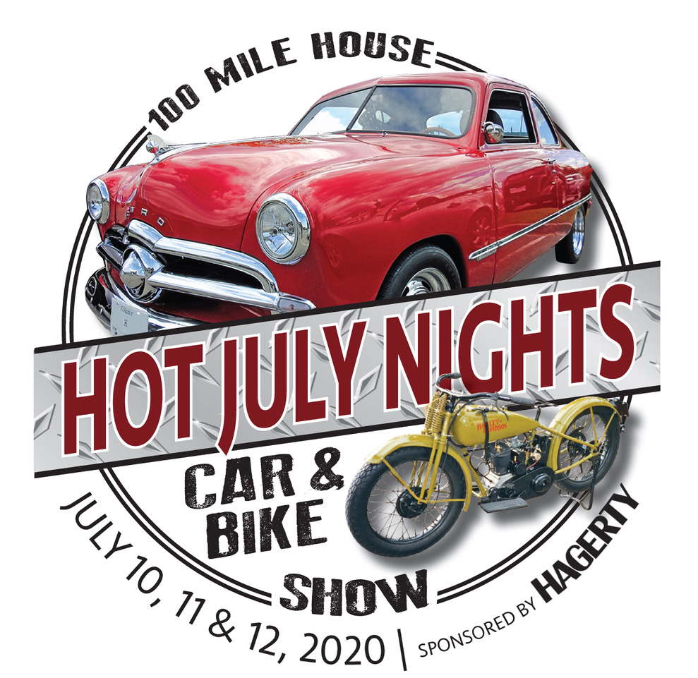 Hot July Nights Logo